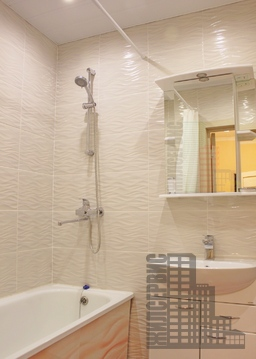 2-комнатная квартира на Ленинском проспекте, евроремонт, новая мебель,0% - Фото 5