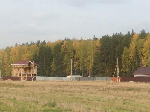 Участок 10 сот в кп Изумрудная поляна, с. Малобрусянское - Фото 4