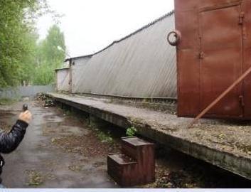 Склад 650 кв.м на 0,16 Га с ж.д веткой в Балашихе - Фото 1