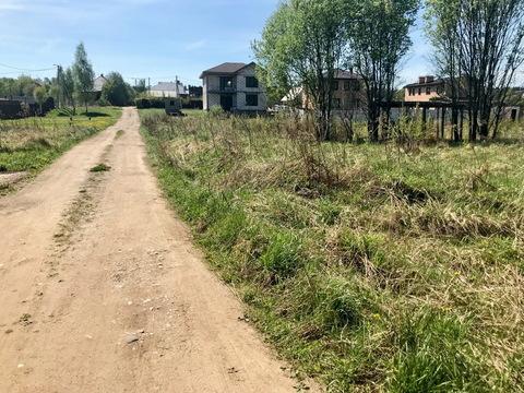 Земельный участок 10 соток под ИЖС в пос. Тучково, ул. Прибрежная - Фото 5