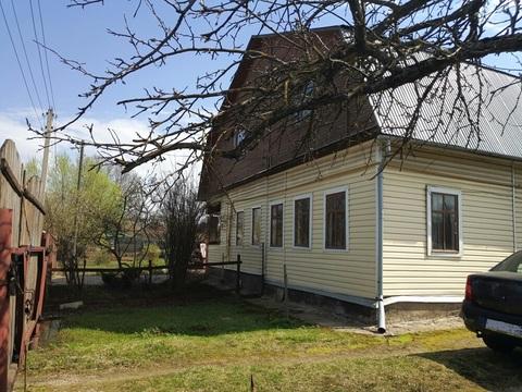 Часть дома с участком 25 соток в г. Кубинка - Фото 1