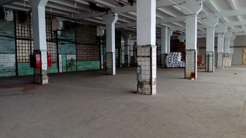 Сдаем в аренду производственные помещения до 3600 кв.м. - Фото 1