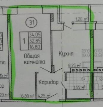 Продажа квартиры, Мотяково, Люберецкий район - Фото 2
