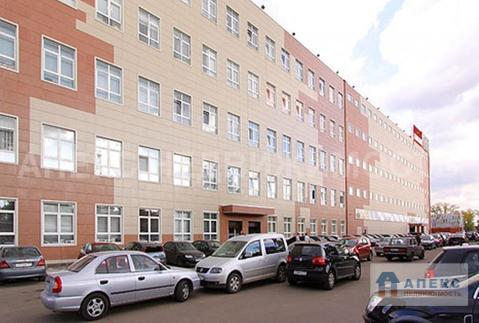 Аренда офиса 56 м2 м. Владыкино в бизнес-центре класса В в Марфино - Фото 1