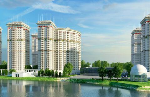 Продается 1-комнатная квартира в г. Пушкино, в новом Жилом комплексе « - Фото 1