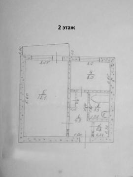 Продается 1-ком.квартира в Верховском районе Орловской области - Фото 5