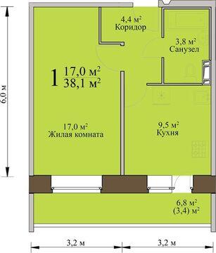 Продажа квартиры, Пенза, Ул. Ладожская - Фото 2