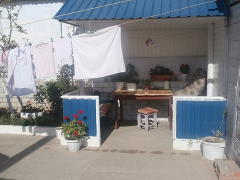 Продам дом в 16 км от Евпатории, с.Воробьево - Фото 5