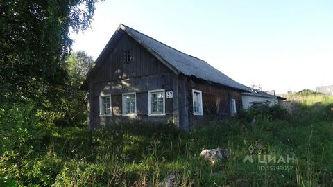 Продажа дома, Паданы, Медвежьегорский район - Фото 1