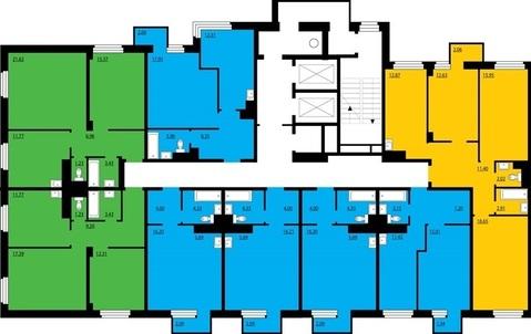 3 комнатная квартира в Преображенском - Фото 5