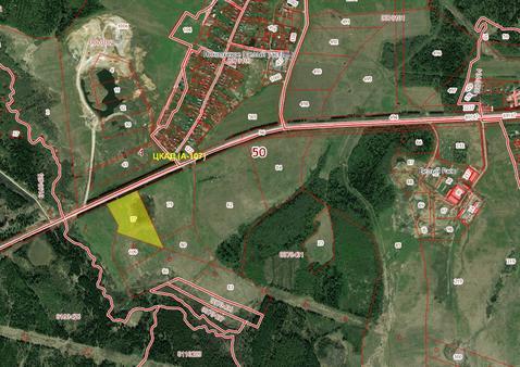 Земельный участок 5,5 Га земли промышленности, 36 км от МКАД - Фото 3