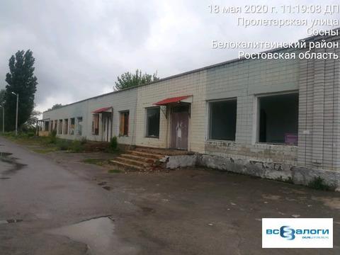 Объявление №58651597: Продажа помещения. Сосны, ул. Пролетарская,