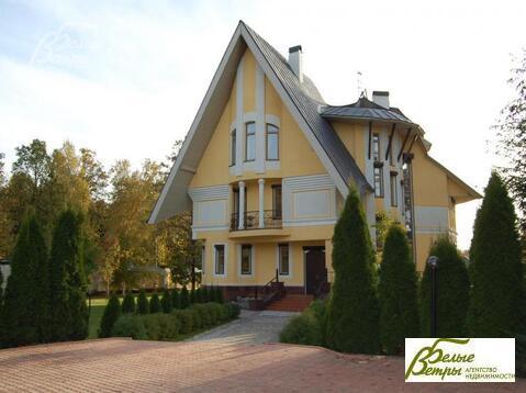 Дом в аренду813 кв. м,  40 сот, Киевское шоссе,  37 . - Фото 2