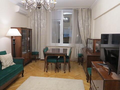 Аренда 3-х комнатной квартиры, Новинский б- 15 - Фото 4