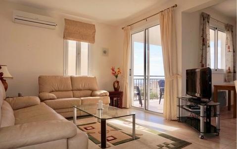 Прекрасная 3-спальная Квартира с хорошим видом в пригороде Пафоса - Фото 5