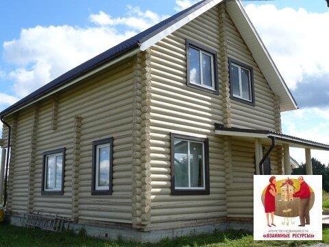 Продаётся коттедж 140 кв.м. в д. Захарьино Новгородского - Фото 1