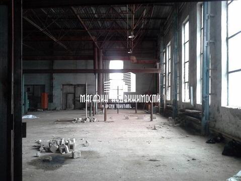 Сдается складское помещение, 3000 кв м, ул Комарова, р-н Стрелка (ном. . - Фото 1