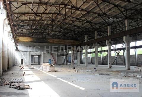 Продажа производства пл. 5000 м2 Серпухов Симферопольское шоссе - Фото 1
