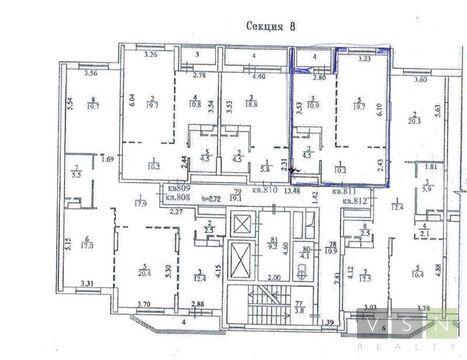 Продается квартира г.Реутов, Юбилейный проспект - Фото 1