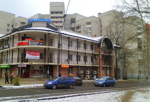 Аренда помещения в отдельно стоящем здании в новом ТЦ «Гагаринский» - Фото 1