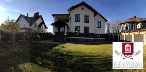 Продажа дома 500 м2 на участке 10 соток - Фото 1