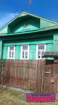 Дом деревянный - Фото 1