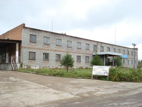 Продается производственная база в г. Усолье-Сибирское - Фото 1