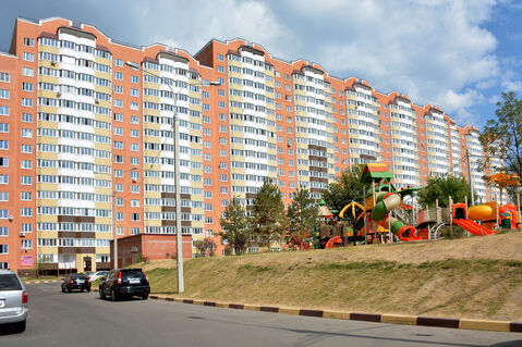 1 комнатная квартира г. Домодедово, ул.Текстильщиков, д.31 - Фото 1