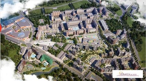 Продам 3-к квартиру, Коммунарка п, жилой комплекс Москва а101 к18 - Фото 4
