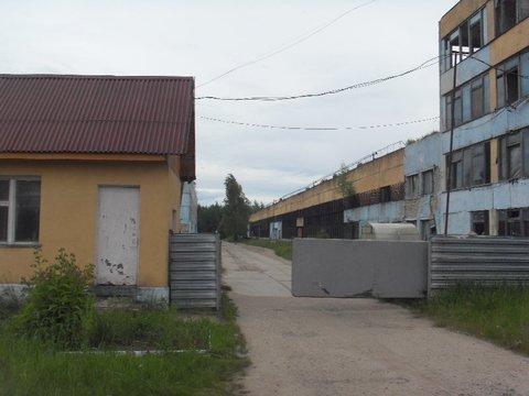 Производственная база 19500 кв.м. по ул. Индустриальная в г. Калязине - Фото 3