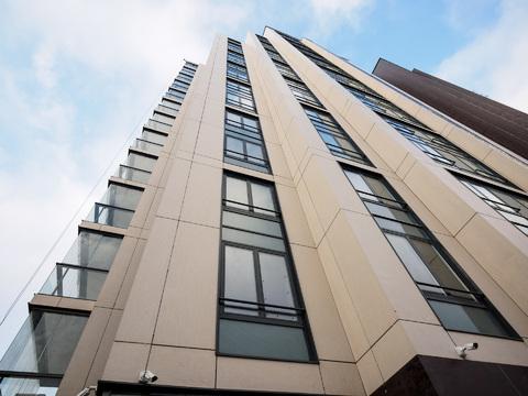 "4-х комн. апартаменты,150,6 кв.м, 17этаж в ЖК ""Басманный,5"" - Фото 2"