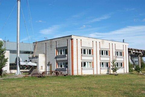 Сдается производственно-складской комплекс 7450кв.м. в Моршанске - Фото 3
