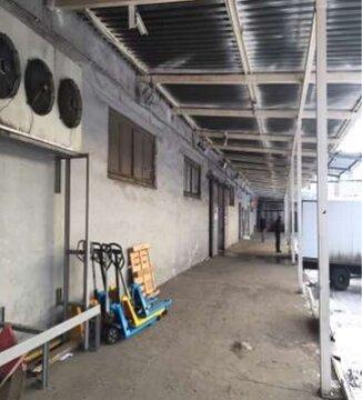 Отапливаемый склад 860 кв.м - Фото 3