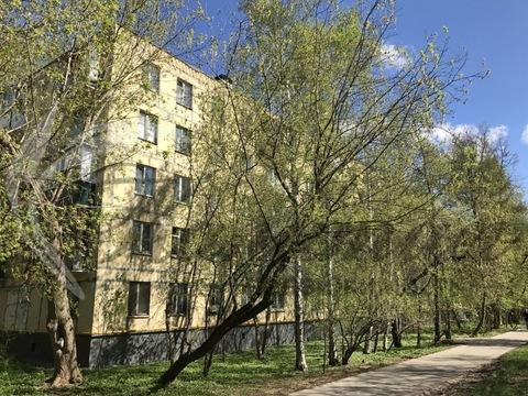 Двухкомнатная квартира, г. Москва, ул. Сеславинская, д. 38, Купить квартиру в Москве по недорогой цене, ID объекта - 317922597 - Фото 1