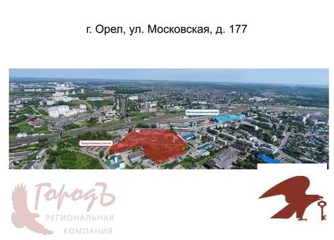 Земельные участки, Московская, д.177 - Фото 2