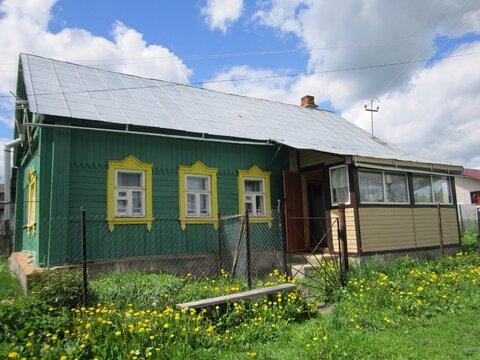 Продаю дом в д. Сычево Тульской области - Фото 1