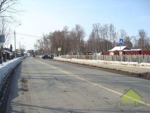 Участок 11,5 сот. в г.Чехов под предпринимательство - Фото 3