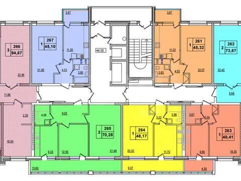 Продажа однокомнатной квартиры в новостройке на улице Энтузиастов, 1 в ., Купить квартиру в Уфе по недорогой цене, ID объекта - 320177679 - Фото 1