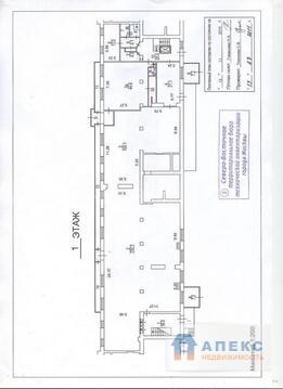 Продажа магазина пл. 870 м2 м. Ростокино в жилом доме в Ростокино - Фото 3