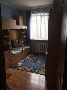 Отличная трёхкомнатная квартира с мебелью, быт.техникой на пр.Королёва - Фото 4