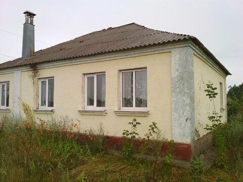Дом р.п. Хохольский, ул. Свободы - Фото 1