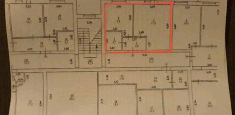 Продам 1-к квартиру, Калуга город, улица Георгия Амелина 39 - Фото 2