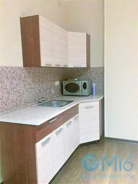 """Квартира студия в ЖК """"Академ Парк"""", 20 этаж, панорамный вид из лоджии - Фото 4"""