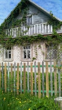 Продажа дома, Хемалда, Череповецкий район - Фото 1