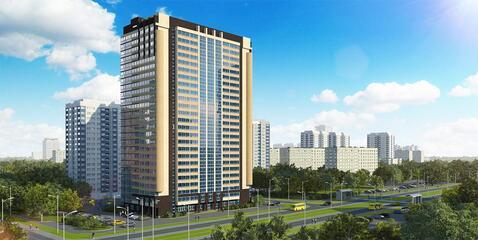 Продажа трехкомнатные апартаменты 73.3м2 в ЖК Олимп - Фото 3