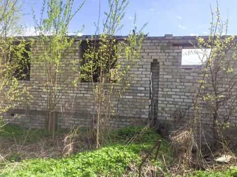 Продаётся недостроенный дом и земельный участок по ул. 1-я Транспортна - Фото 2