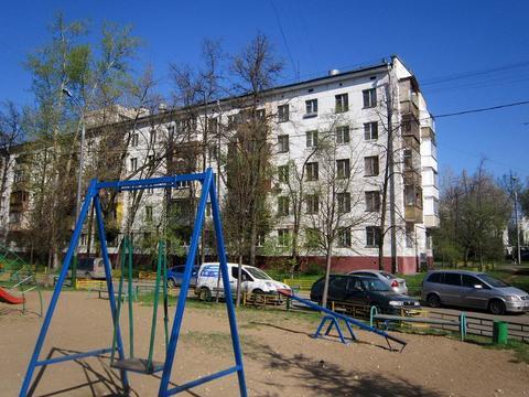 Продается 2-х кв. метро Первомайская, Измайловский бульвар, д.72 - Фото 1
