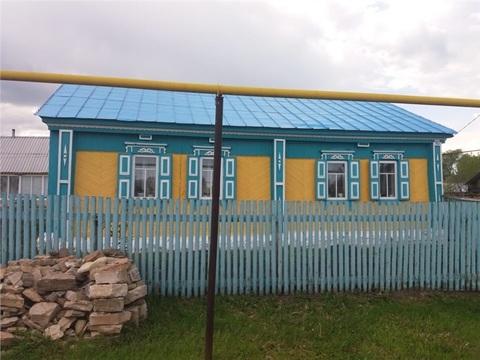 Продаётся дом 53,5 кв.м, на участке 40 соток в с. Шалты Бавлинского . - Фото 1