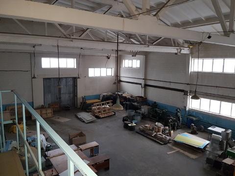 Продажа производственного комплекса 3750 кв.м. г. Ярославль - Фото 2