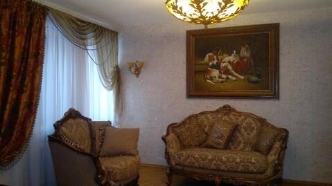 Элитная 4к.кв ул.Семашко, 2х уровневая, роскошная обстановка, всё есть - Фото 3